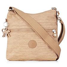 Kipling Zamor Premium Zip Top Crossbody Bag