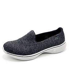 Skechers GOwalk 4 Astonish Heathered Slip On Shoe