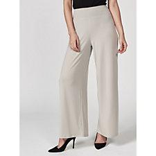 Kim & Co Brazil Knit Palazzo Trousers Tall Length