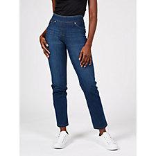 Nygard Slims Luxe Denim Straight Leg Jeans