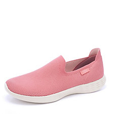 171364 - Skechers YOU Define Low Profile Knit Slip On Shoe