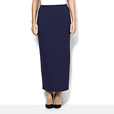 Join Clothes Rib Jersey Maxi Skirt