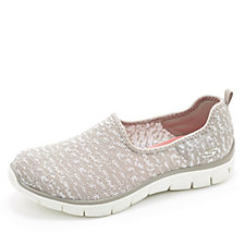 Skechers Empire Sweet Scene Slip On Pump with Air Cooled Memory Foam
