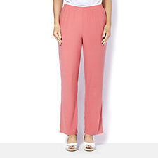 Antthony Designs Pull On Straight Leg Trousers