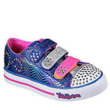 Skechers Kids Step Up Sparkle Spice Trainer