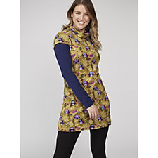 Joe Browns Bright & Bold Owl Print Tunic