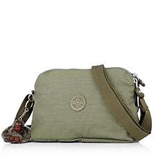 Kipling  Lania Tropical Flower Embossed Exclusive Crossbody Bag