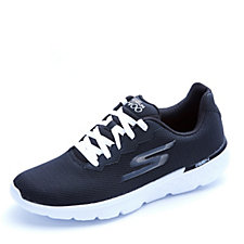 163166 - Skechers GOrun 400 Action Close Mesh Lace Up Trainer