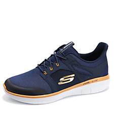 Skechers Synergy 2.0 Chekwa Men's Bungee Slip On Trainer