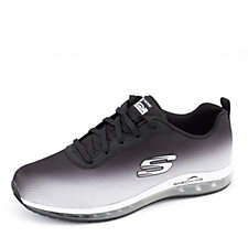 Skechers Skech Air Element Ombre Mesh Lace Up Trainer