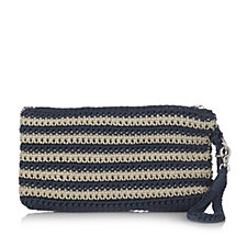 The Sak Classic Small Crochet Wristlet
