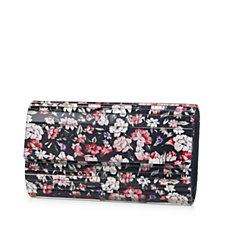 Butler & Wilson Flower Print Clutch Bag
