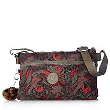 Kipling Viniel Shoulder Bag with Crossbody Strap