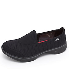 Skechers GOwalk 4 Pursuit Dual Layer Slip On Shoe