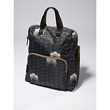 Orla Kiely Buttercup Stem Backpack Tote