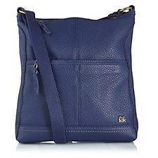 The Sak Iris Leather Medium Crossbody Bag