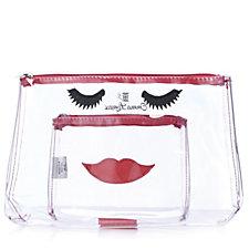 Emma Lomax Wash Bag & Makeup Bag