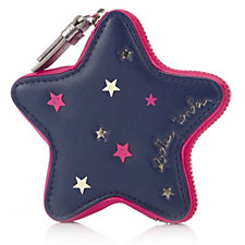 Radley London Night Shift Small Star Leather Coin Purse