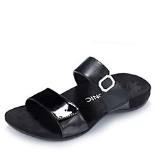 Vionic Orthotic Rest Camila Double Strap Sandal w/ FMT Technology