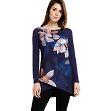 Phase Eight Maddie Floral Tunic