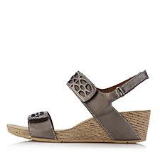 Clarks Plait Alto Bendable Open Toe Sandal