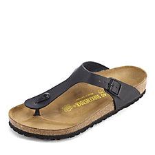 Birkenstock Gizeh Sandal Wide Fit