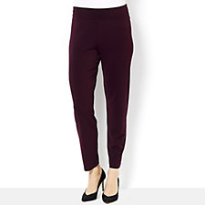 Kim & Co Stretch Crepe Regular Slim Trouser