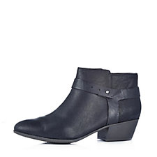 Clarks Boylan Dawn Leather Ankle Boot