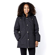 Centigrade 3 in 1 Coat with Detachable Hood & Inner Vest
