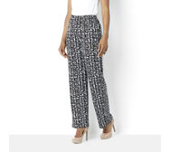 Antthony Designs Printed Jersey Trouser