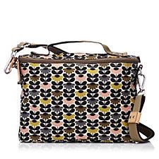 Orla Kiely Mini Wild Daisy Printed Box Bag