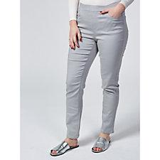 170272 - Denim & Co. Soft Stretch Straight Leg Regular Jeans