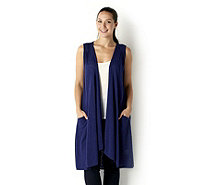 Fashion by Together Jersey Waistcoat - 152473