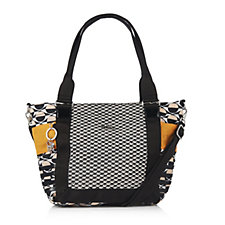 Kipling Elyse Premium Double Handled Handbag with Removeable Strap