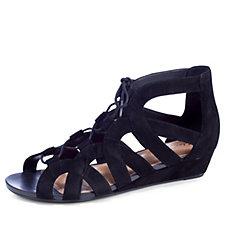 Clarks Parram Lux Wedge Heel Sandal