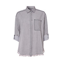 Label Lab Madsen Denim Twill Shirt