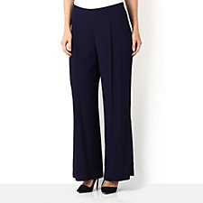Outlet Belles of London Stretch Crepe Trousers