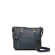 Radley London Fountain Road Small Leather Zip Top Crossbody Bag