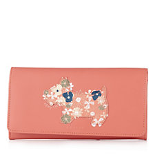 157374 - Radley London Hippy Dog Large Leather Matinee Purse