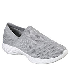 Skechers YOU Spirit Two Tone Slip On Shoe