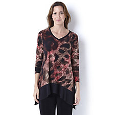 Together Animal Print Tunic