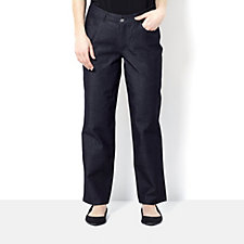 H by Halston Studio Stretch 5 Pocket Regular Jeans