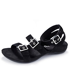 Vionic Orthotic Rest Sahara 3 Strap Sandal w/ FMT Technology
