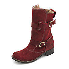 Adesso Ember Suede Mid Calf Boot