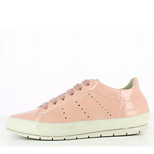 170275 - Manas Delfi Lace Up Leather Trainer