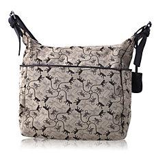 Kipling Canvas Jacquard Alenya Small Crossbody Shoulder Bag