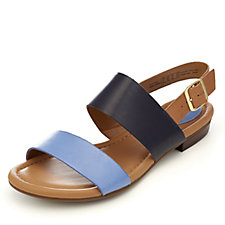 Clarks Viveca Aztek Two Tone Sandal