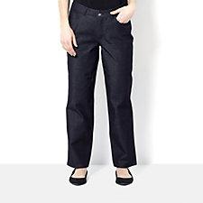 H by Halston Studio Stretch 5 Pocket Petite Jeans