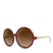 Ruby Rocks Maui Octagonal Sunglasses