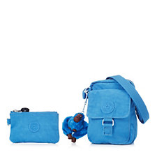 Kipling Teddy Iaka Small Shoulder Bag & Small Pouch Duo Set